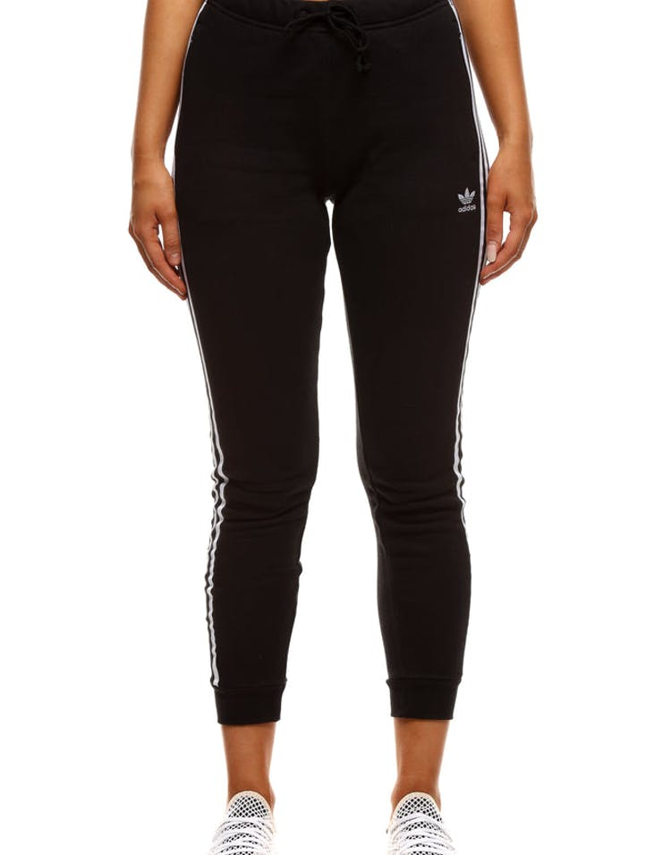 7a70239106 Adidas Women's Cuffed Track Pants Black