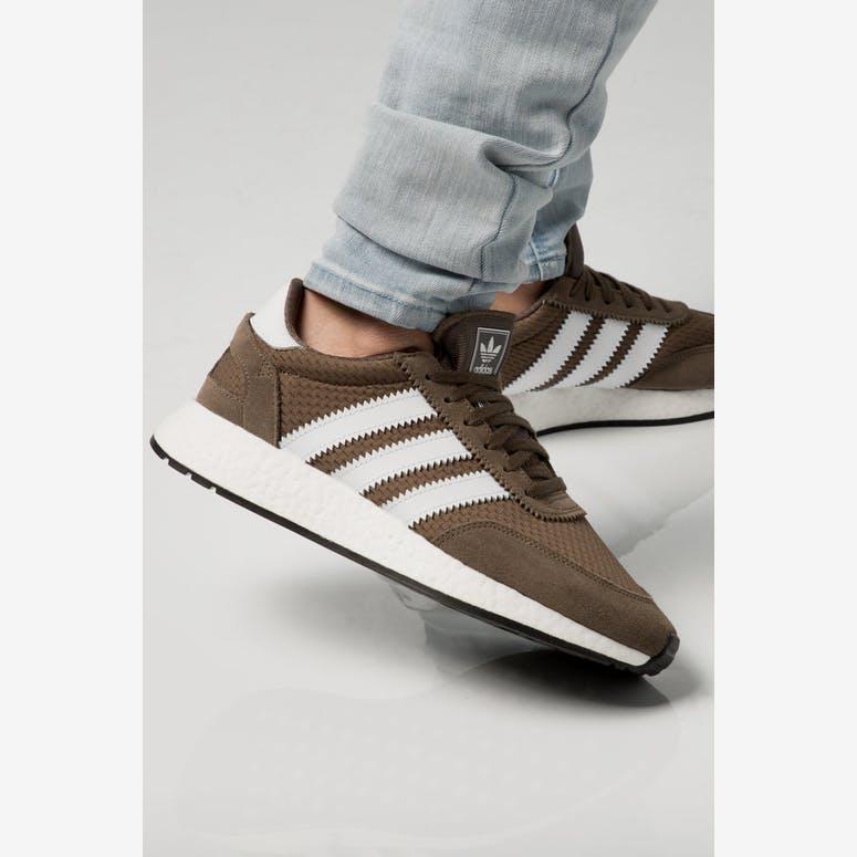 finest selection b7ffb 8c4cd Adidas I-5923 BrownWhite