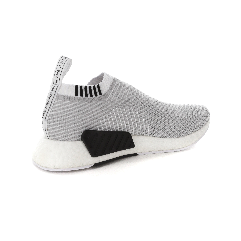 Adidas NMD CS2 Primeknit Grey/Whitem