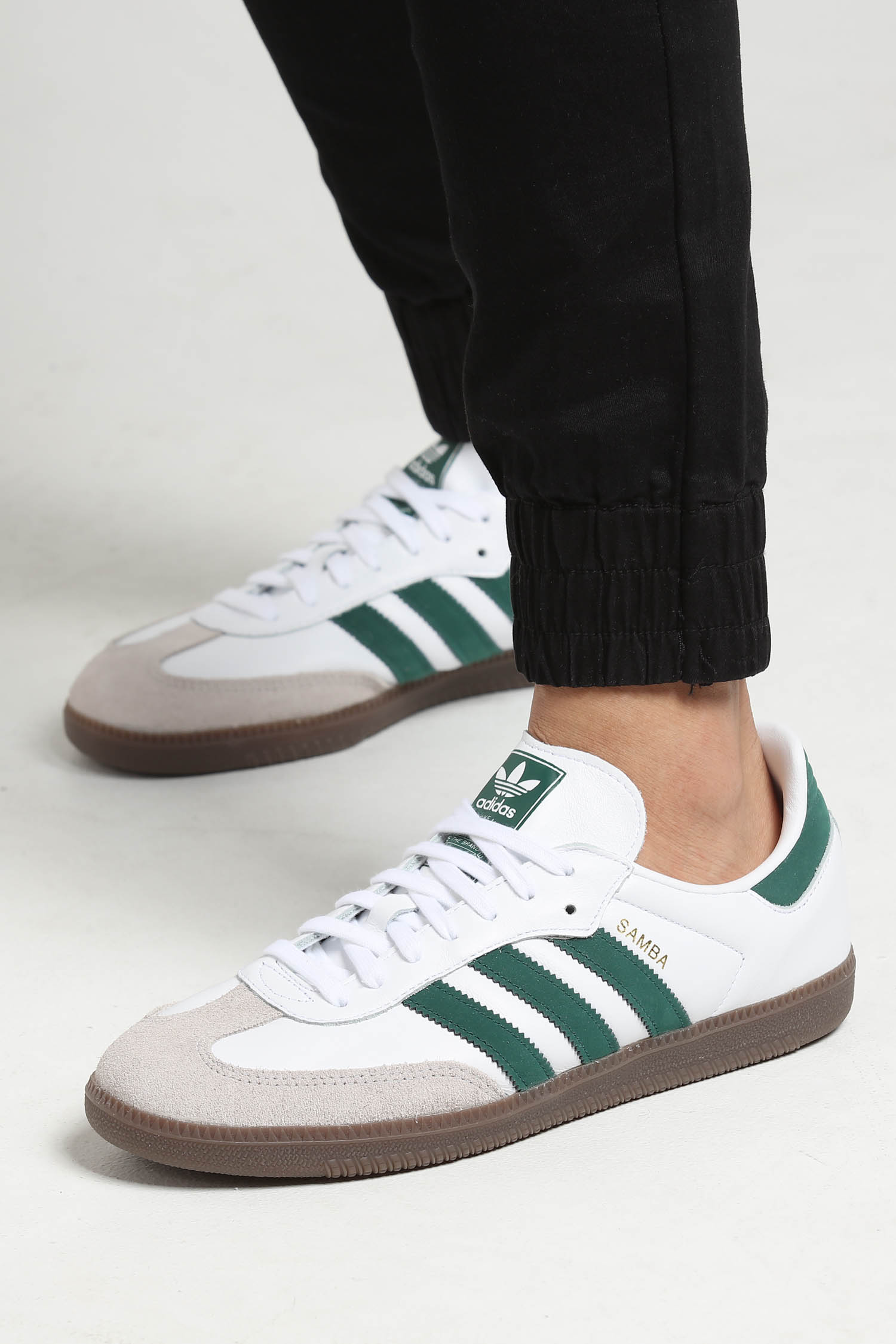 Adidas Samba OG White/Green | Culture