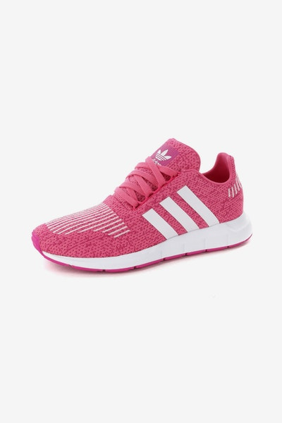 Adidas Swift Run Junior Pink/White