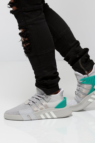 Adidas Originals EQT BASK ADV Grey/White/Teal