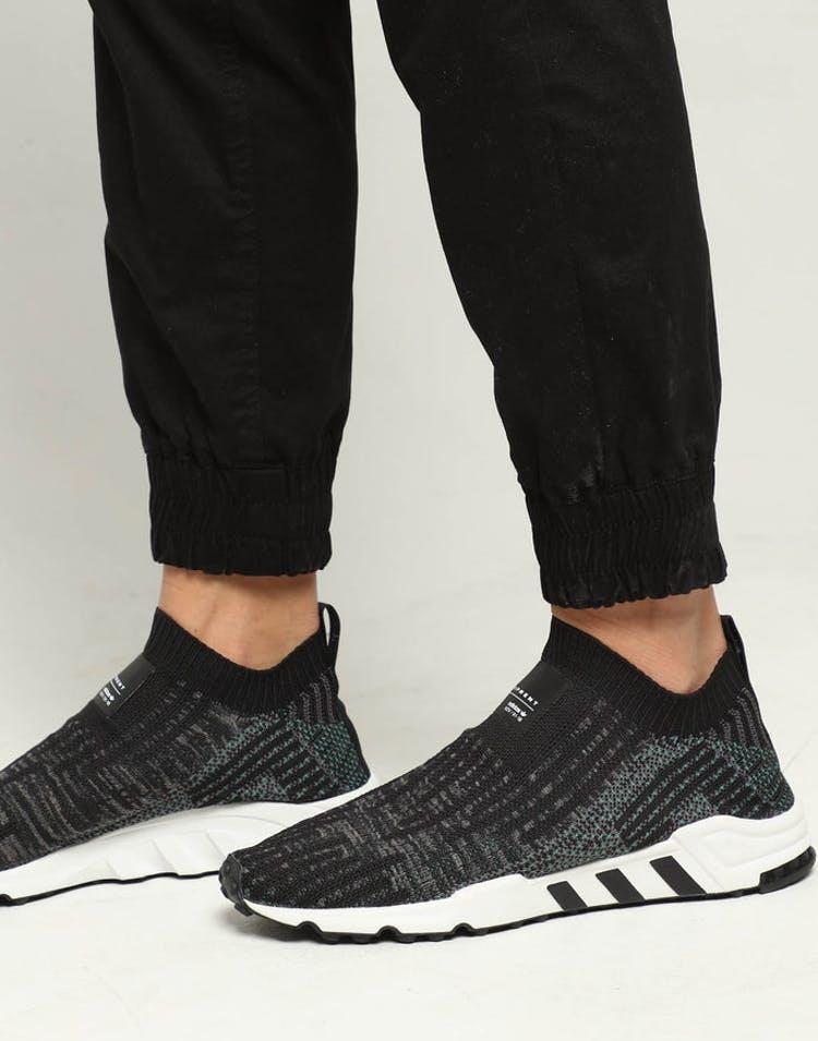 size 40 bcabc 17244 Adidas EQT Support SK PK Black/Grey/White