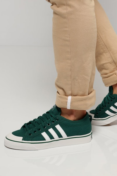 Adidas Nizza Green/White
