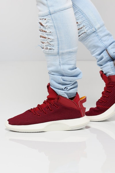 Adidas Crazy 1 ADV Burgundy/White