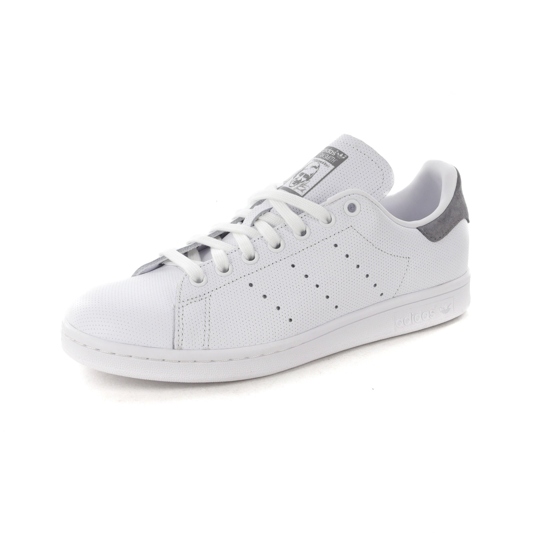 Adidas Stan Smith White/Grey | B41470