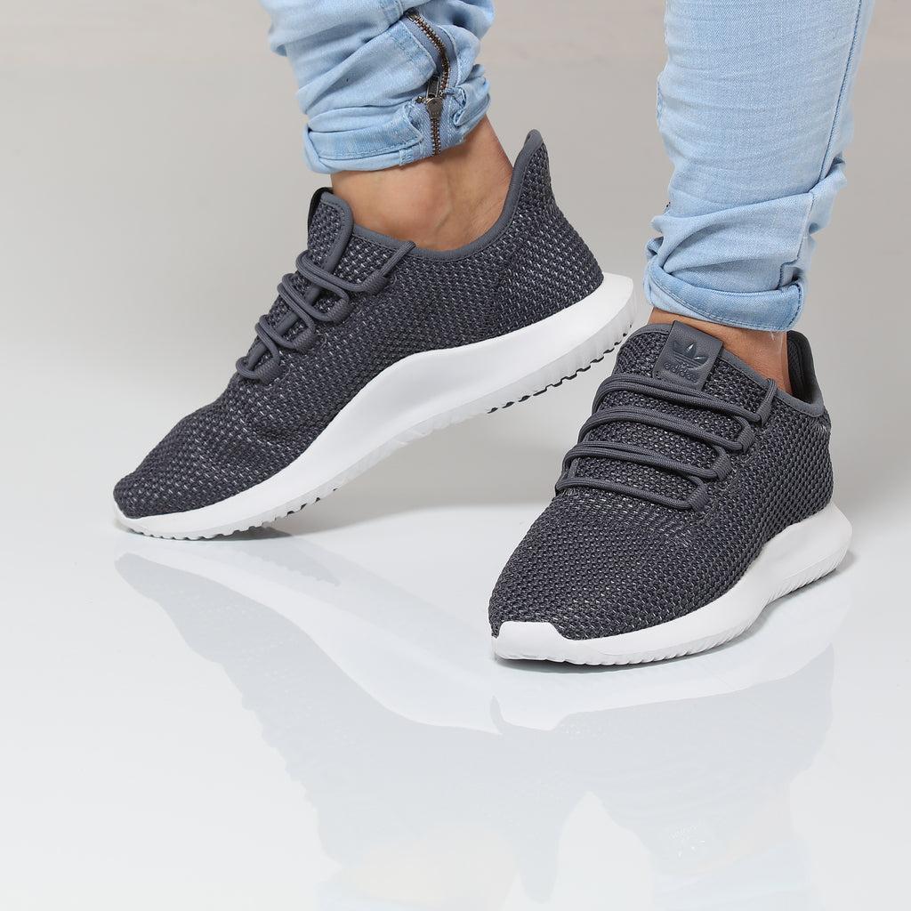 Adidas Originals Tubular Shadow CK Slate GreyWhite