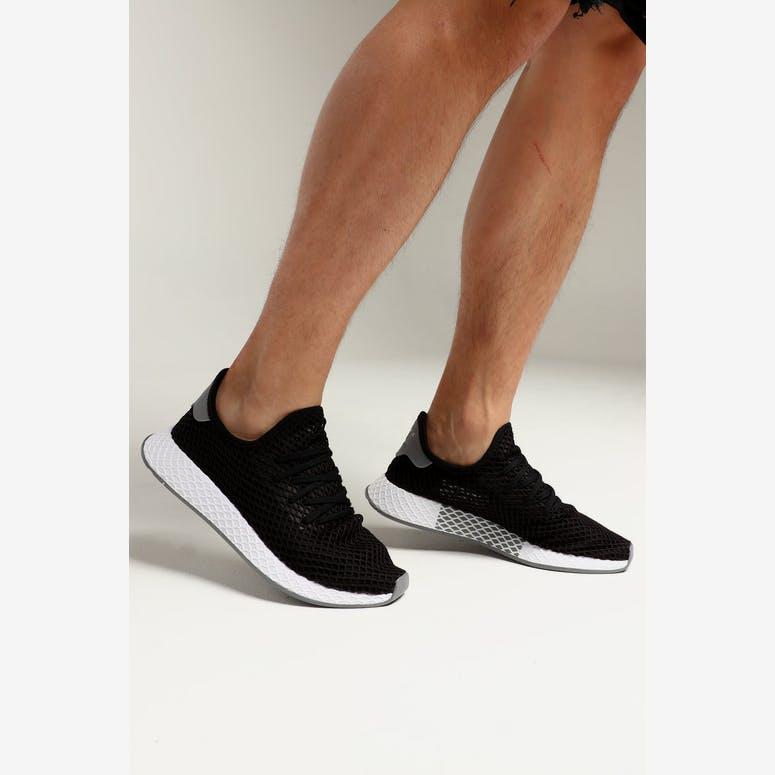 best website 25421 08364 Adidas Deerupt Runner BlackOrange