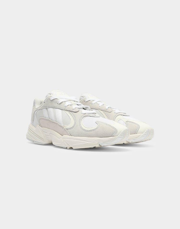 Islas del pacifico personalidad Beneficiario  Adidas Yung-1 White/White/White – Culture Kings US