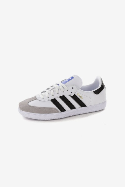 Adidas Samba OG Junior White/Black/Brown