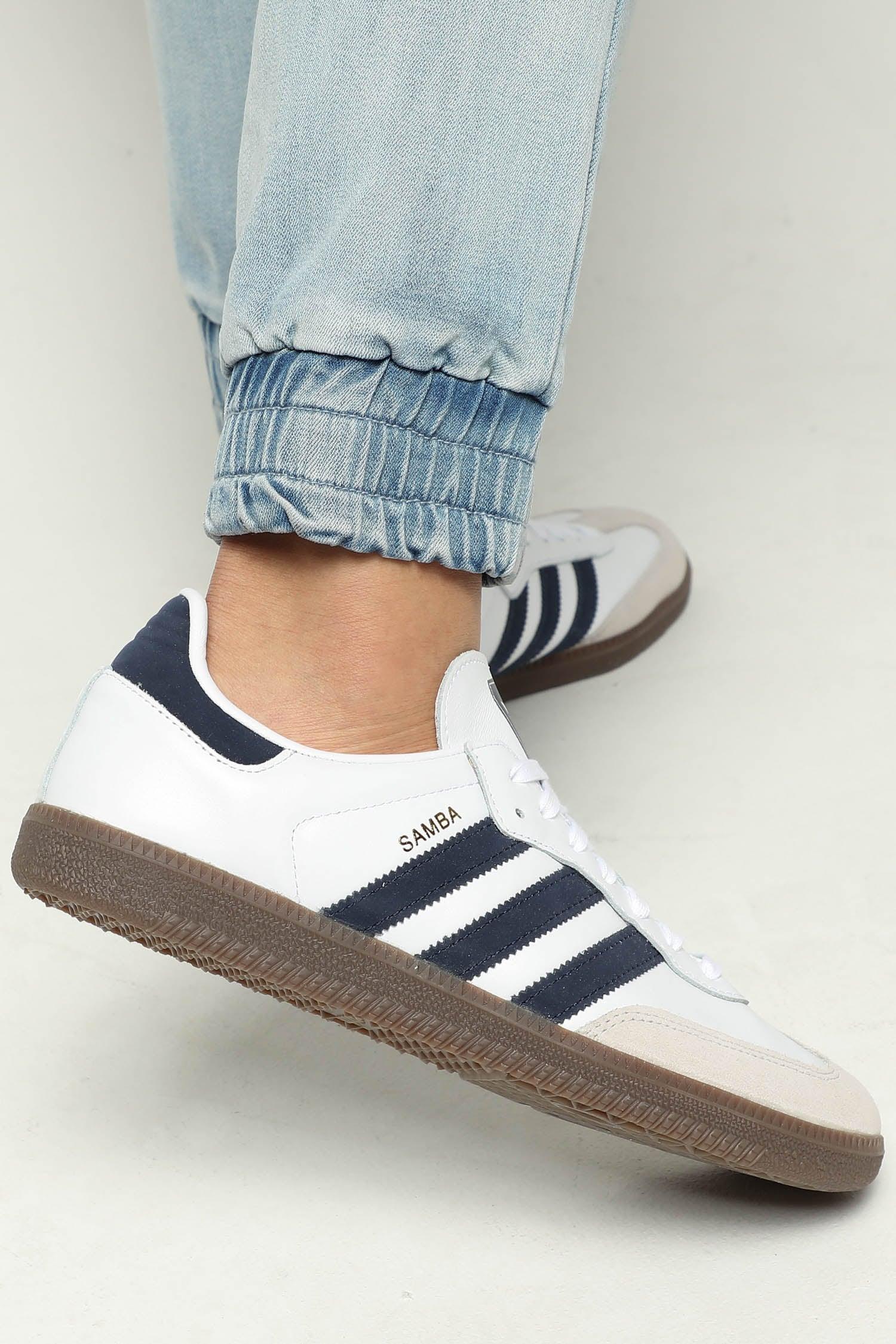Adidas Samba OG White/Navy | Culture