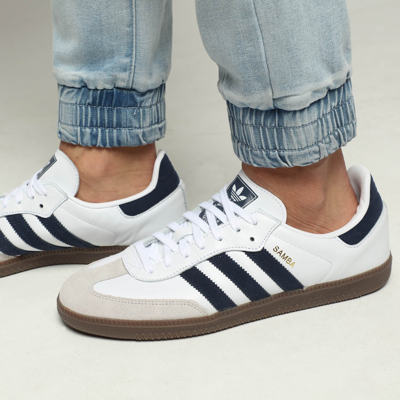 adidas samba jeans