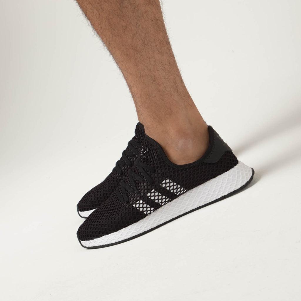 Adidas Deerupt Runner Black/White/Black