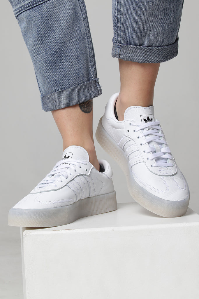 Adidas Samba Rose Damen Sneaker Braun | Online Bestellen