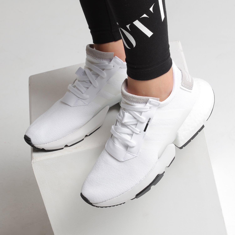 Adidas Women's Pod-S3.1 White/White