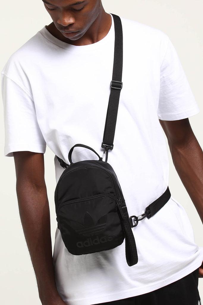 adidas backpack xs black