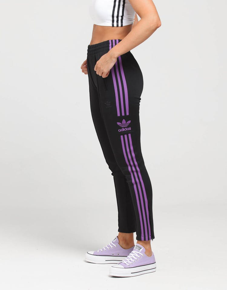 Adidas Women's SST Track Pants Black