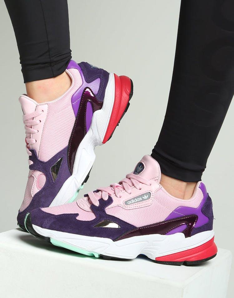 c94567aab3 Adidas Women's Falcon Pink/Purple