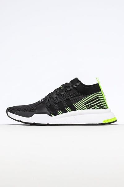 8c0d05d5fc18c5 Adidas EQT Support MID ADV Black Black Carbon