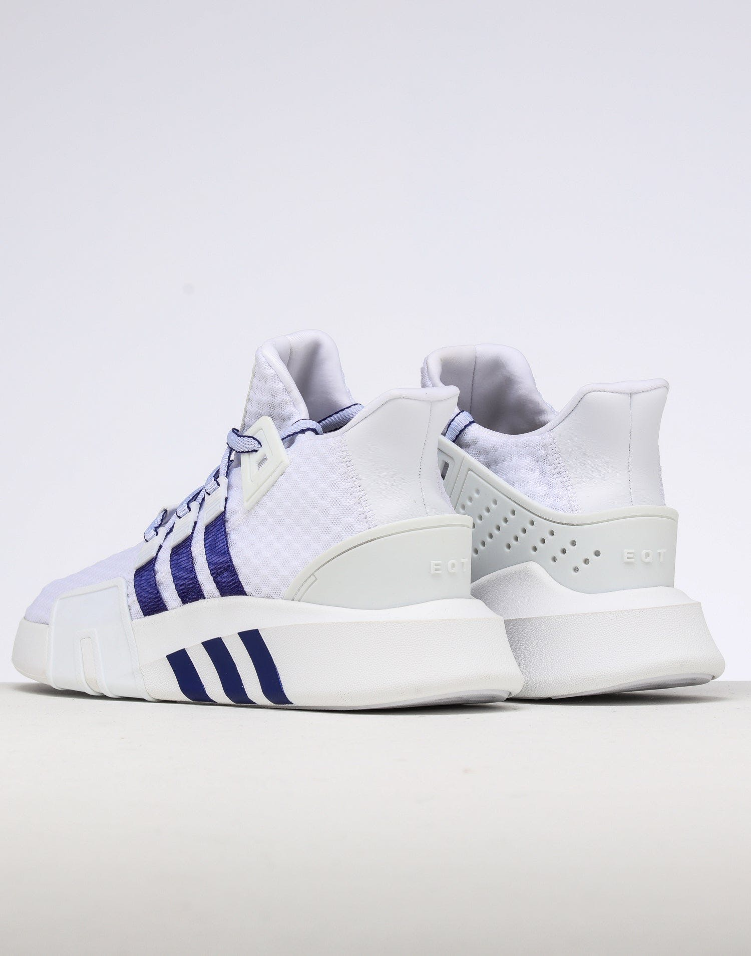Perenne Reorganizar apoyo  Adidas EQT Bask ADV White/Blue/Black | Culture Kings US