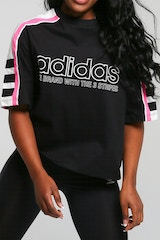 Adidas Originals Women's OG Tee Black