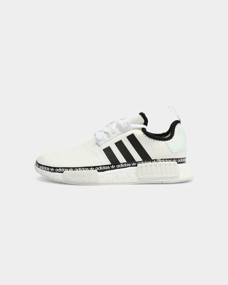 Adidas Men S Nmd R1 White Black White Culture Kings Us