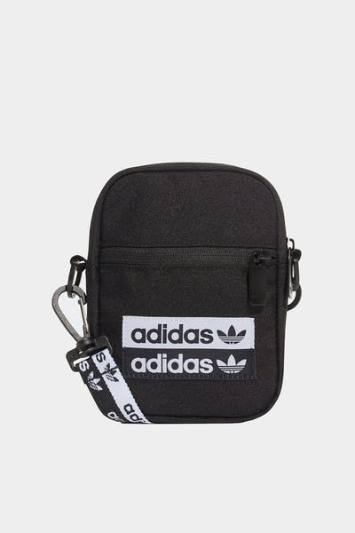 Adidas Vocal Fest Bag Black/White