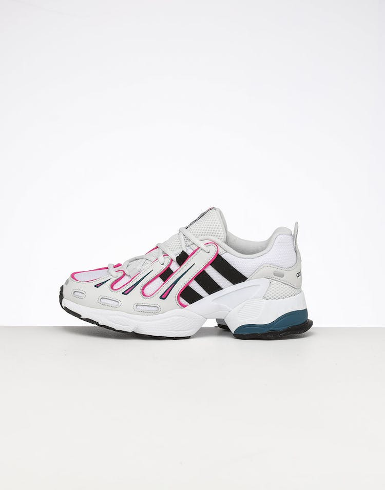 quality design 2808a 43eef Adidas Women's EQT Gazelle White/Black/Pink