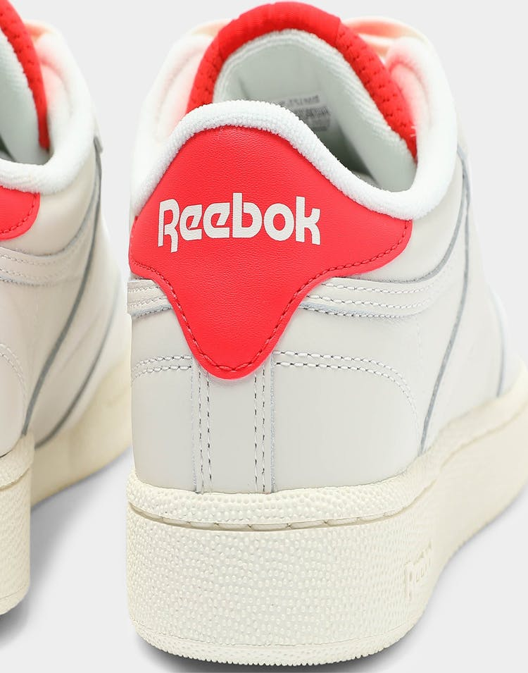 Reebok Club C 85 MU Chalk/Red/Blue