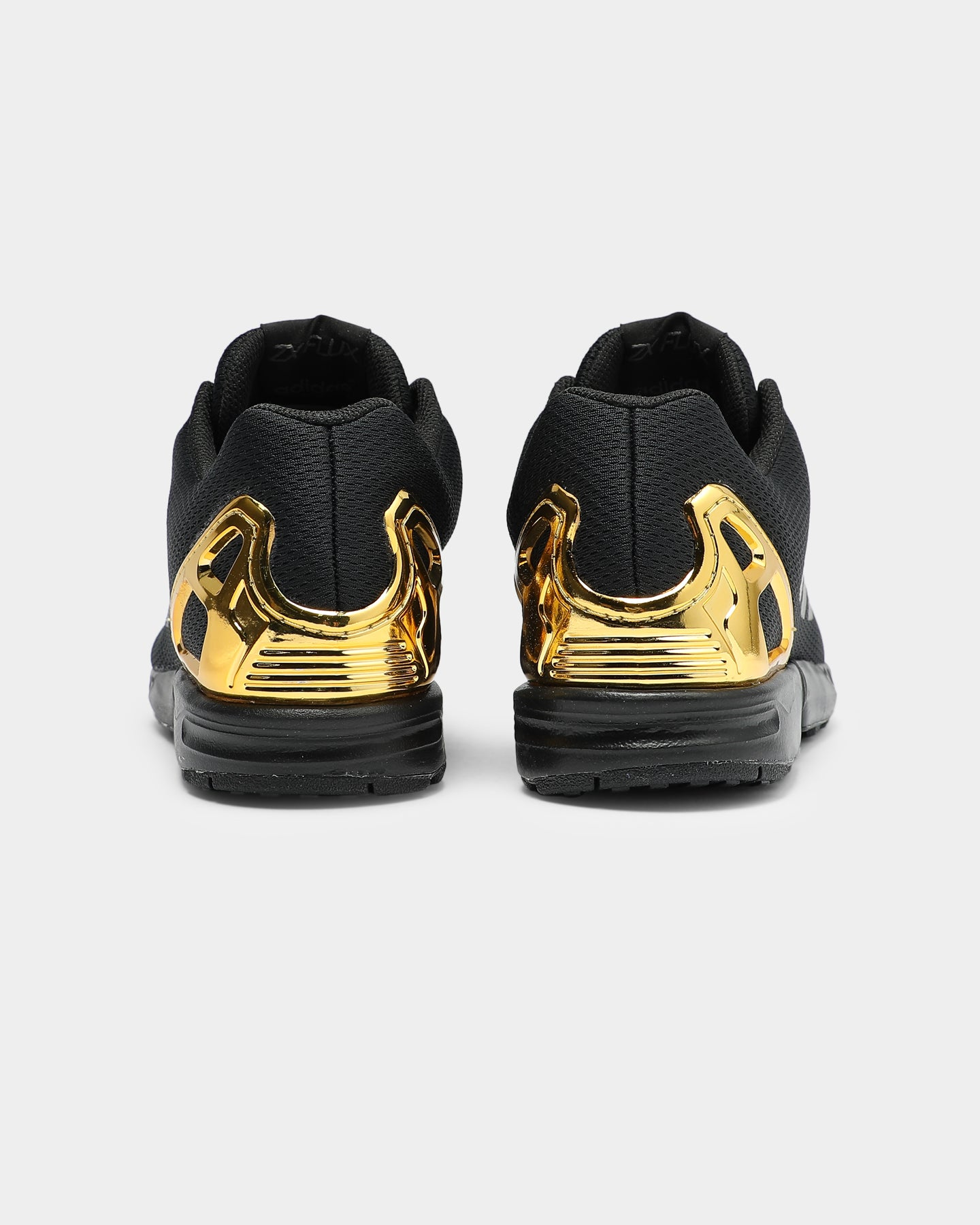 Adidas ZX Flux Black/Black/Gold