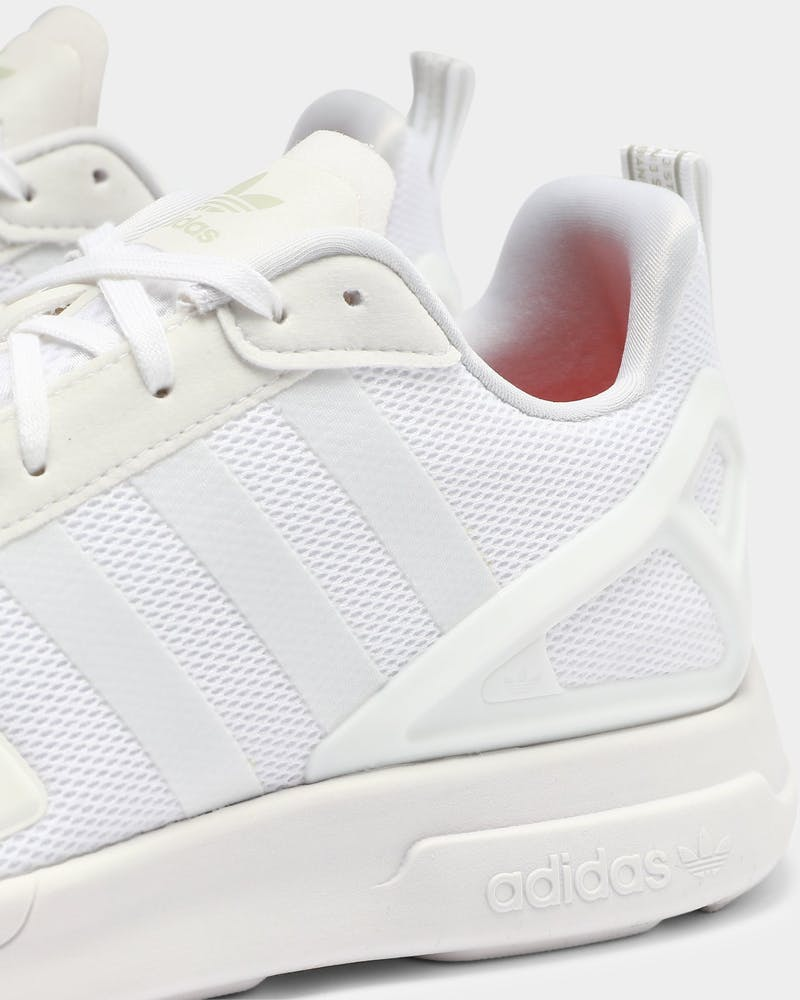 Adidas ZX 2K Flux White/White/Grey