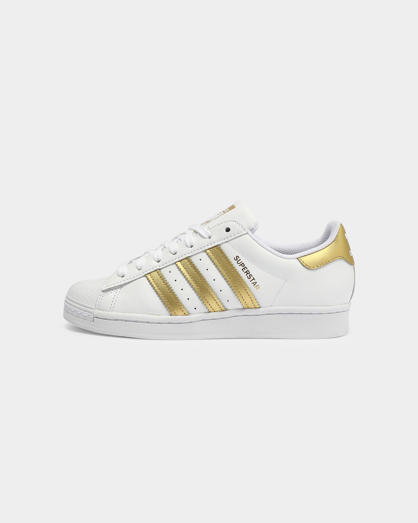 Superstar White/Gold   Culture Kings