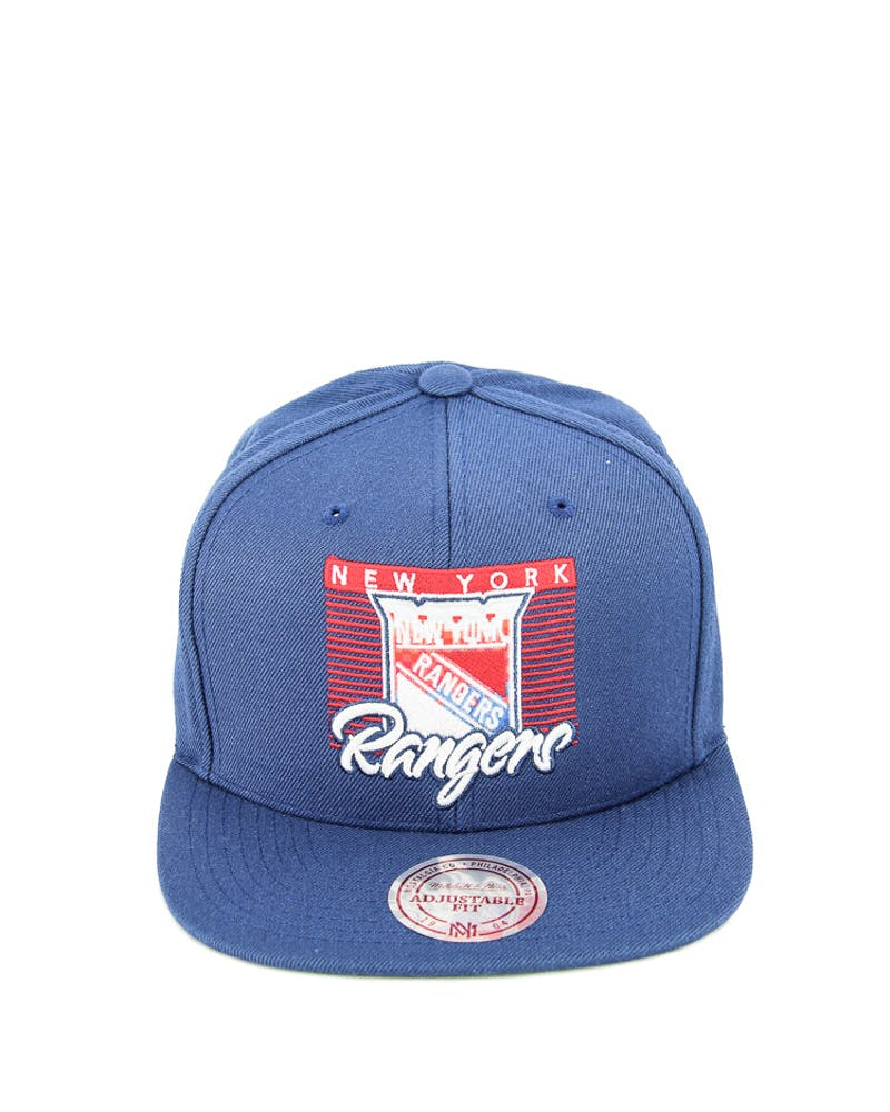 Mitchell & Ness Rangers Easy Three Digital Blue/red