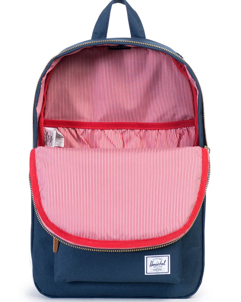Herschel Bag CO Settlement Mid-Volume Navy