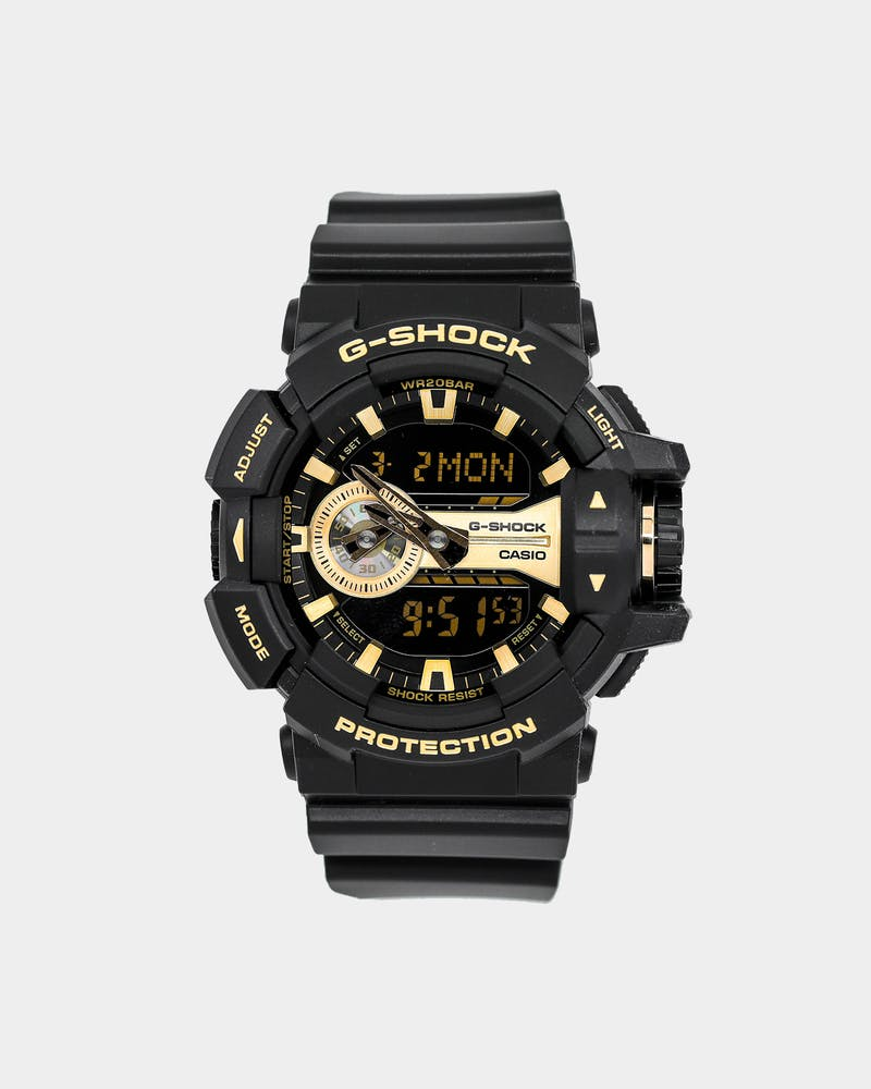 Ga400gb Rotary Switch Black/gold