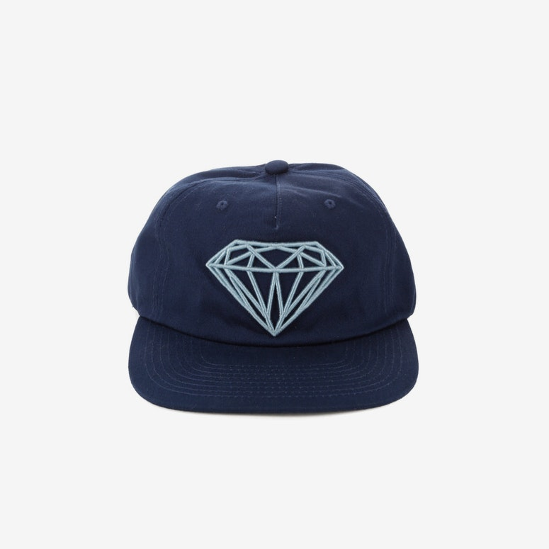 Brilliant Snapback Navy