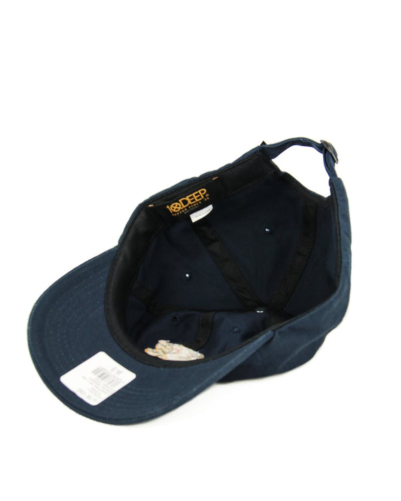 Ten Deep Sumatra Snapback Navy