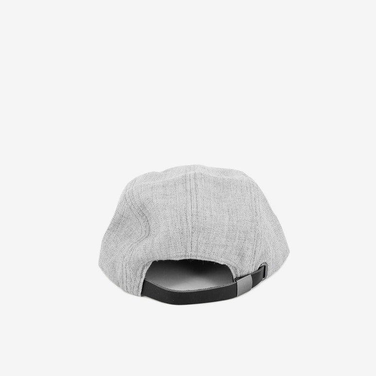 Hendrick Five Panel Cap Heather Grey