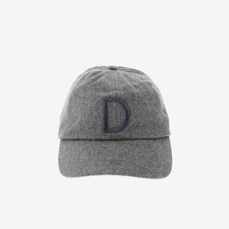Diamond Supply Diamond D Sports Cap Strapback Grey