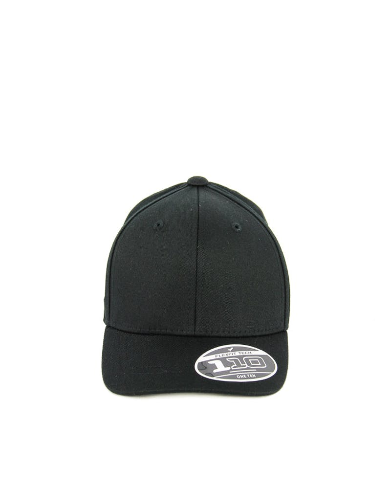 Flexfit Toddler Banker 110 Snapback Black