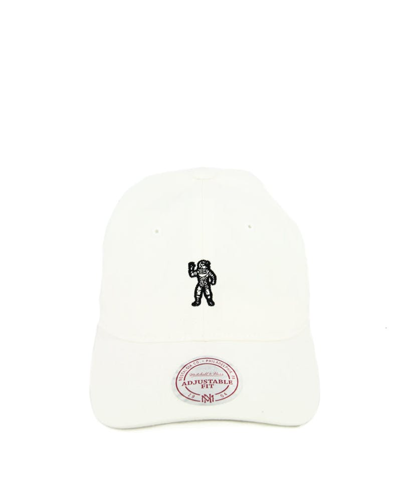 Billionaire Boys Club Miniature Astronaut Logo ST White/black