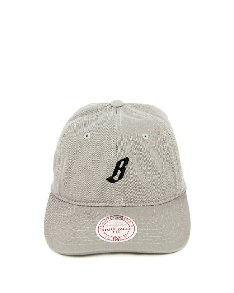 Billionaire Boys Club Miniature B Logo ST Grey/black