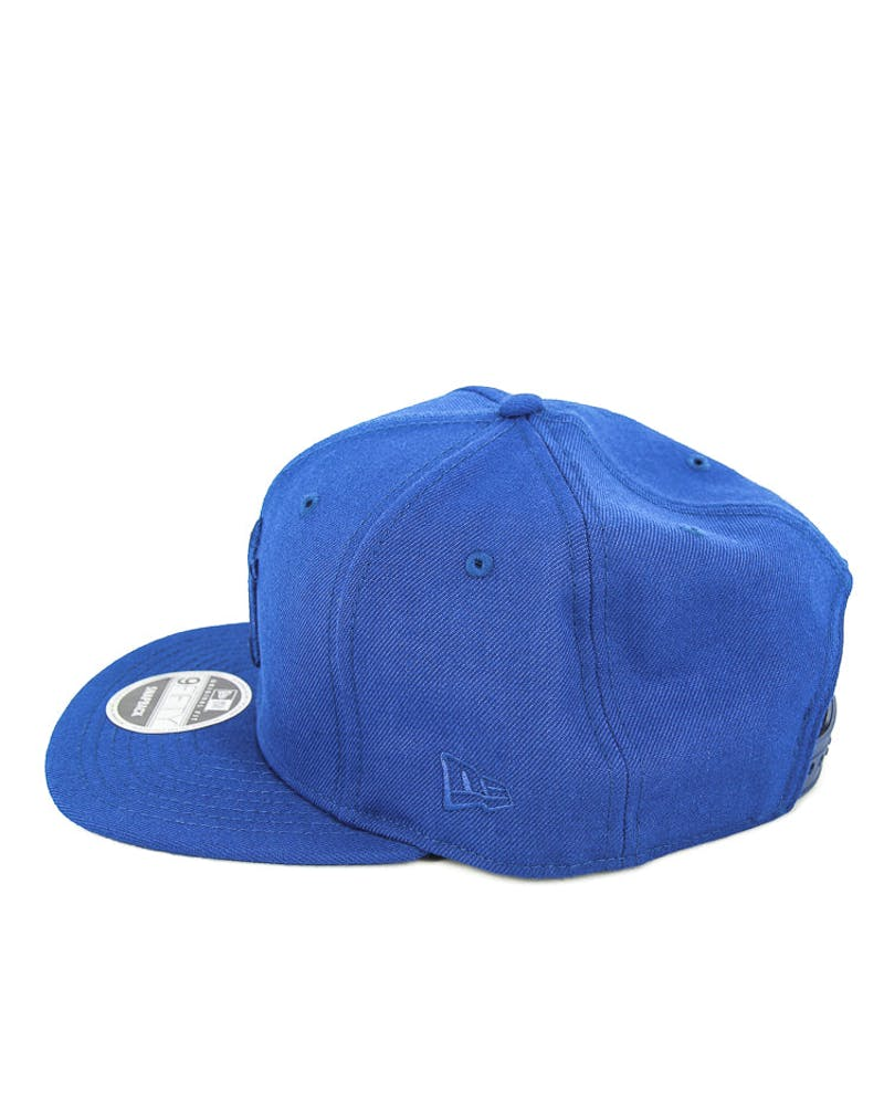 New Era Yankees Tonal Original Fit Snapback Royal/royal