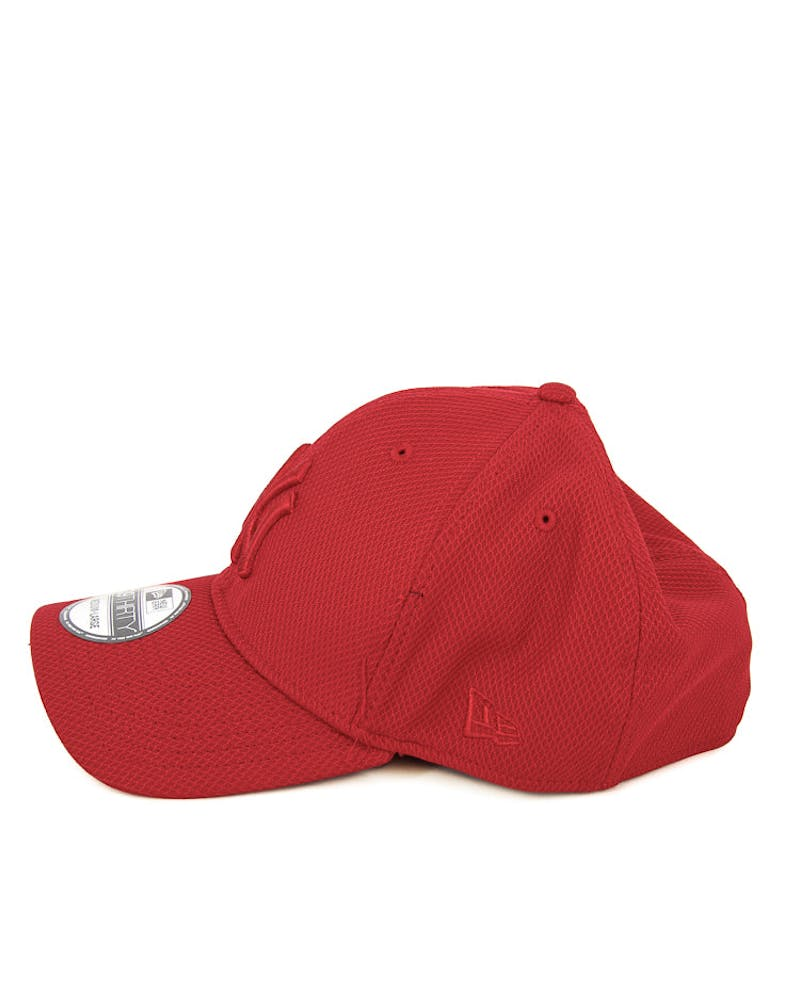 New Era Yankees 3930de Red/red