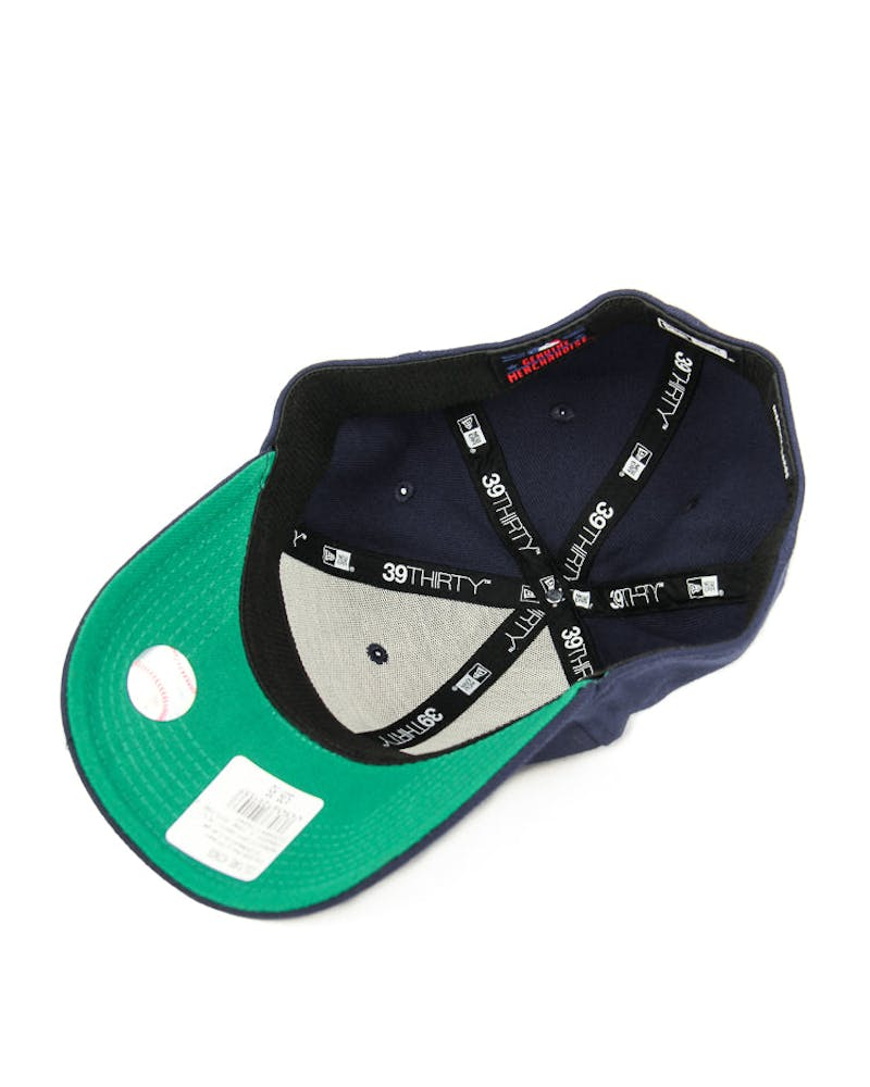 New Era Yankees 2 Tone Outline 3930 Navy/green