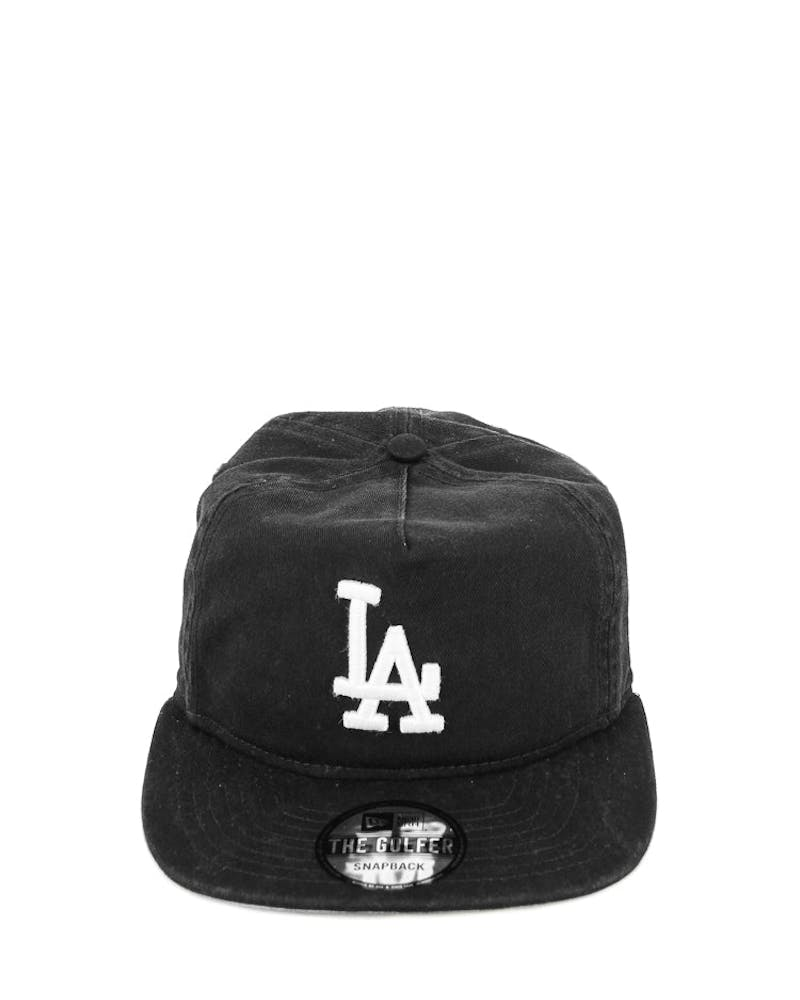 New Era Dodgers Washed CK 940 A-Frame Snapback Black/grey