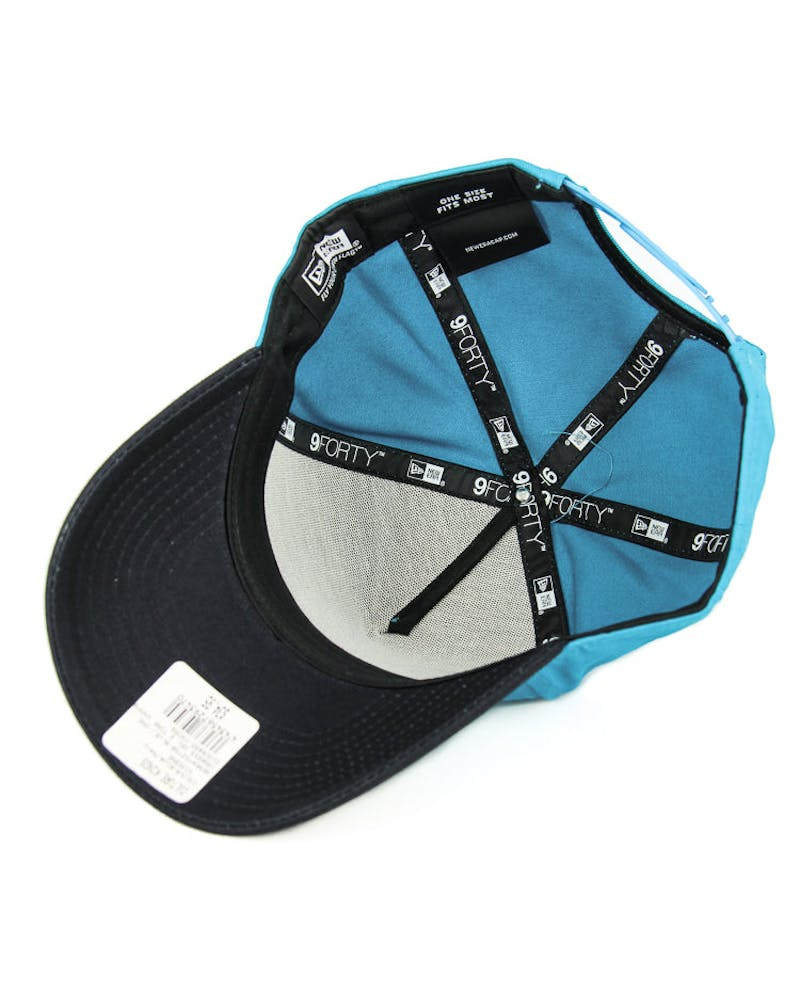 New Era Yankees Gel 2 Tone Snapback Blue/navy