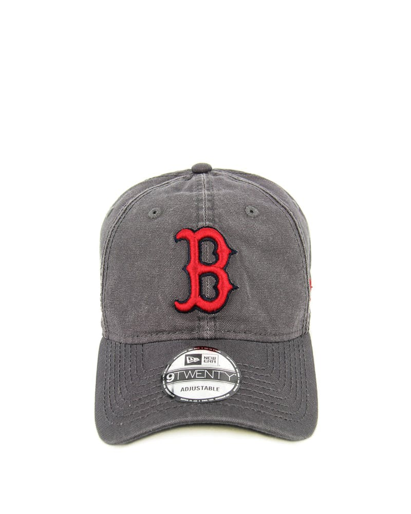 New Era Red Sox 920 Greyed Shore ST Graphite/red