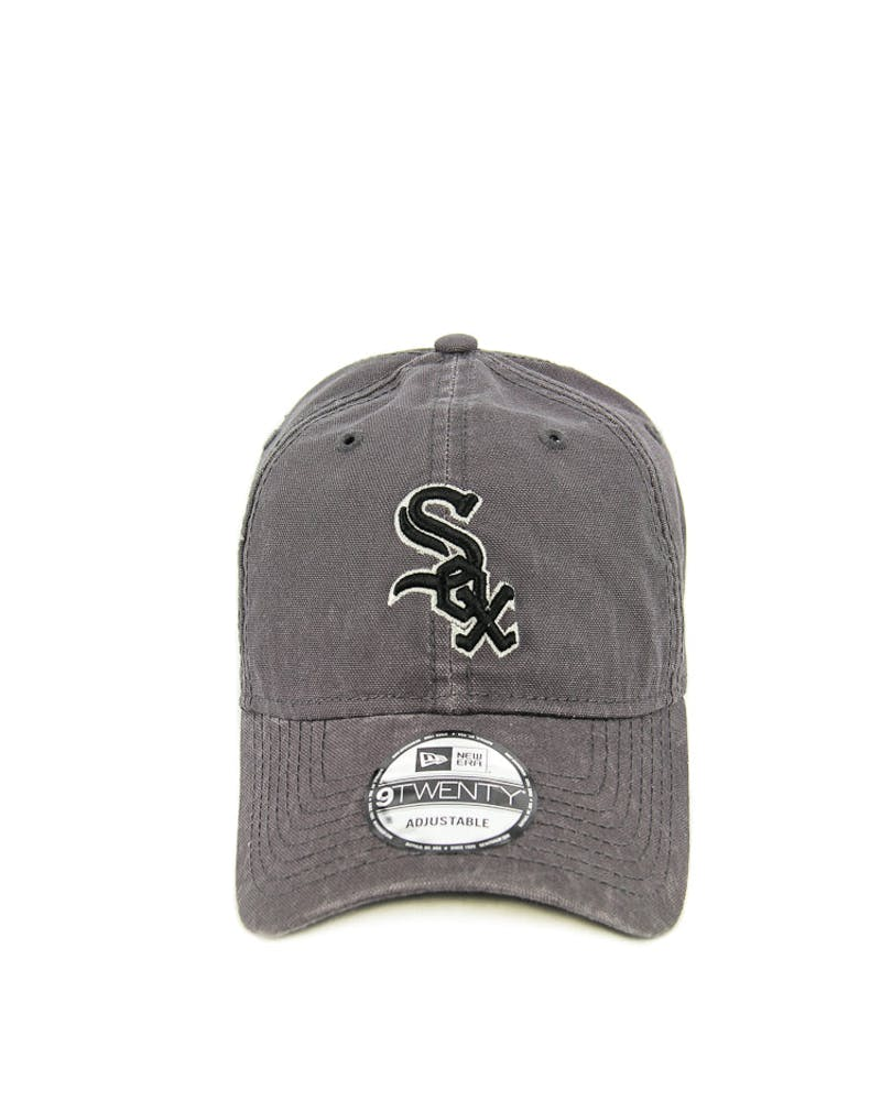 New Era White Sox 920 Greyed Shore ST Graphite/white
