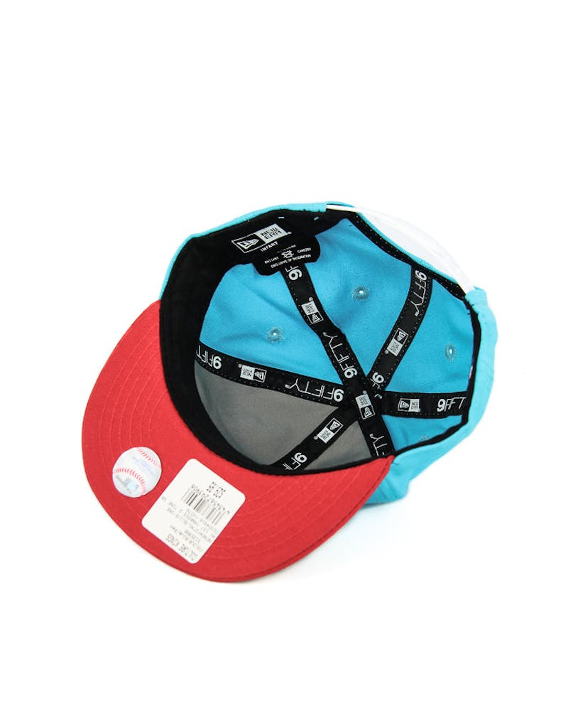 New Era MY 1st Yankees 2 Tone Snapback Blue/red